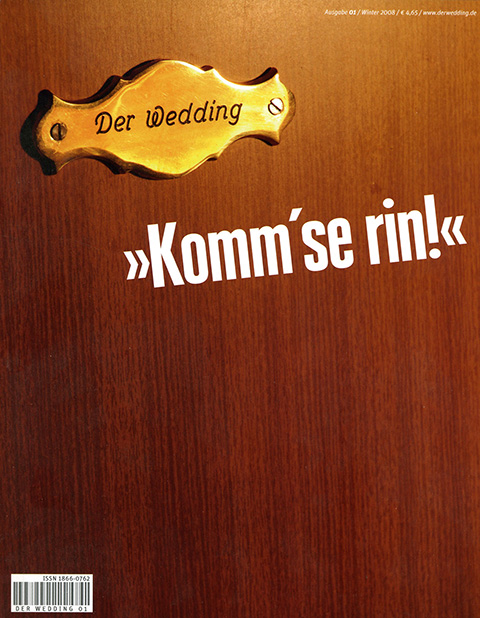 Der Wedding #01